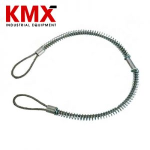 Cable whipcheck antilatigo para manguera
