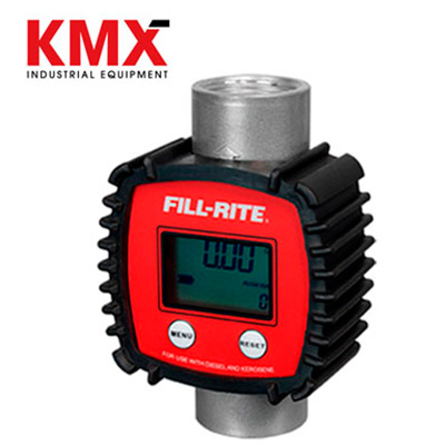 Flujometro para combustible petroleo diesel