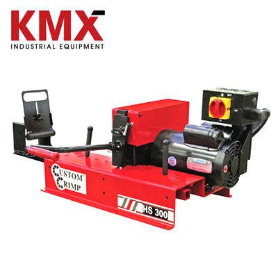maquina cortadora de mangueras hidraulicas KMX Chile