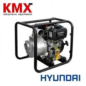 Motobomba Diesel 3x3