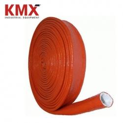 Proteccion anti flama para manguera y cables